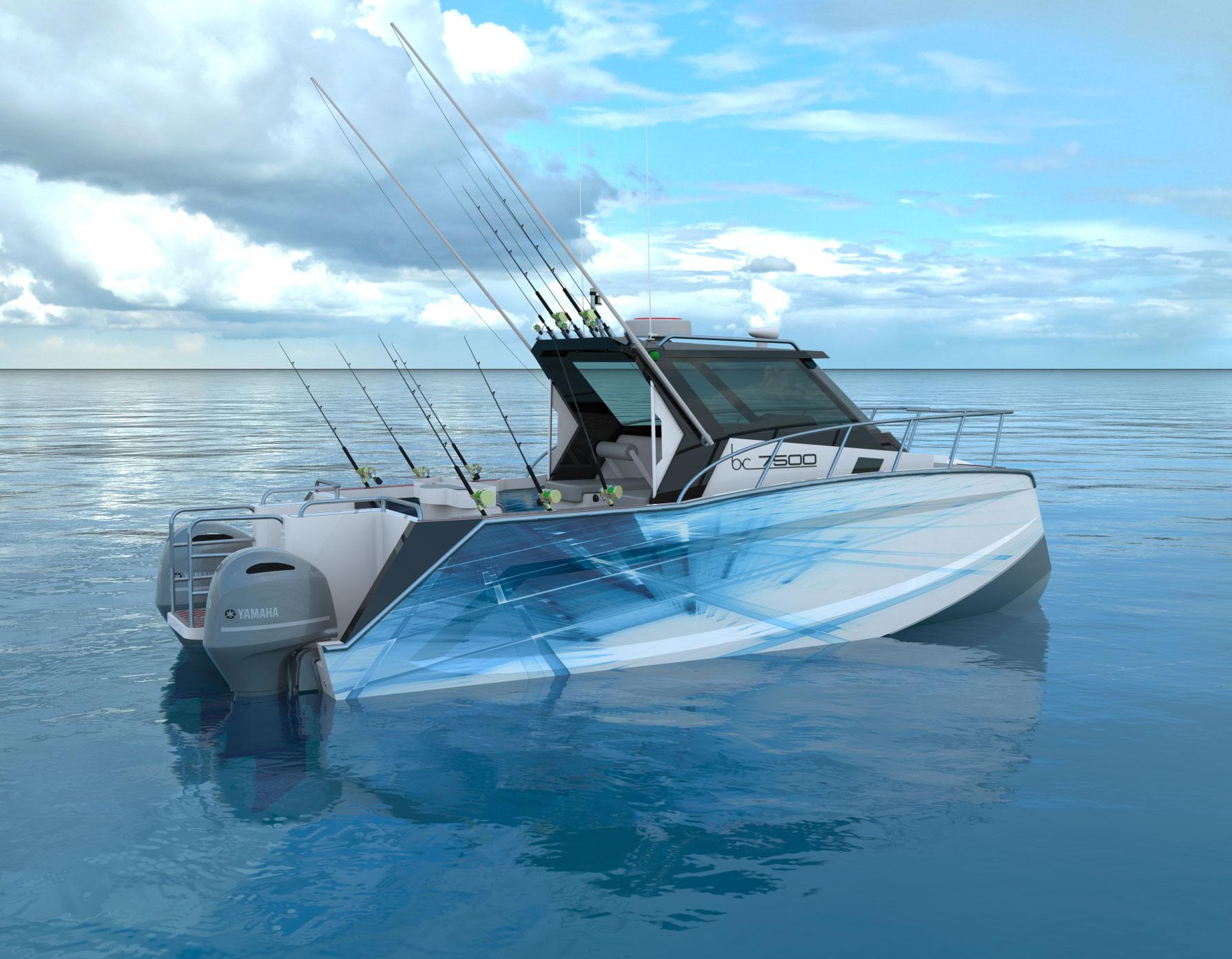 BC-Tech 7.5 Sportfisher